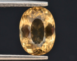 2.30 Ct Natural Heliodor ~ AAA Grade ~ Yellow Color
