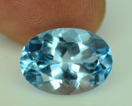 Top Quality 7.80 ct Swiss Topaz