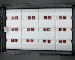 10.22 CT Rhodolite Garnet  Gemstone