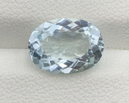2.83 Carats Aquamarine Gemstone