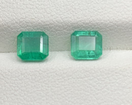 1.42 cts Super Top Quality  Emerald Gemstone