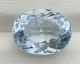 5.78 Carats Aquamarine Gemstone