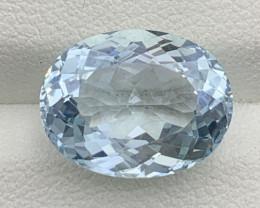 5.78 Carats Aquamarine Gemstone