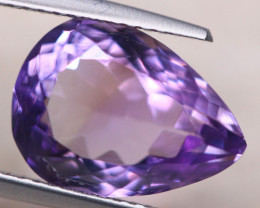 5.92Ct Natural Bi Color Ametrine Pear Cut Lot LZ6826
