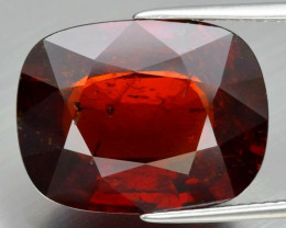 14.42 ct 100% Natural Earth Mined Orangish Red Spessartite Garnet, Namibia