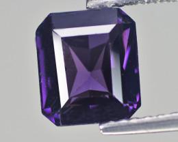 Cylon SPINEL 1.971 Cts Purple Scissors cut BGC466
