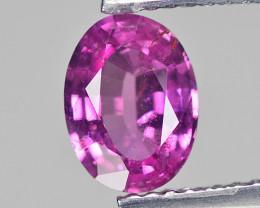 1.561 Cts Cylon SAPPHIRE PINK oval Antique Step Cut BGC525