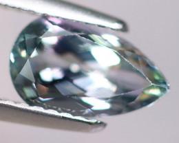2.18cts Natural Green-ish Blue D Block Tanzanite Stone / KL269