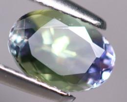 1.45cts Natural Green-ish Blue D Block Tanzanite Stone / KL286