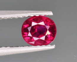 Natural Ruby 1.04  Cts Top Quality from Burma