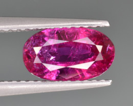 Natural Ruby 1.90  Cts Top Quality From Afghanistan