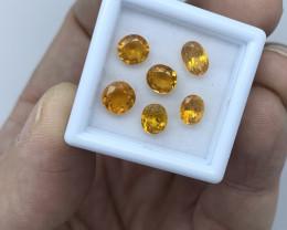 Rare Clinohumite Gemstone Tajikistan parcel