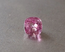 1.11ct natural unheated pink sapphire