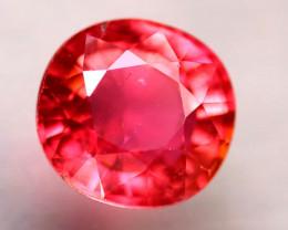 Pink Tourmaline 1.43Ct Natural Pink Tourmaline D1716/B19