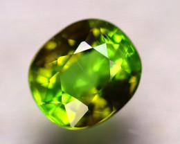 Tourmaline 1.80Ct Natural Green Color Tourmaline DR325/B19