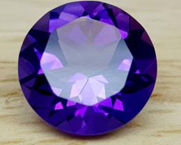3.35Crt Natural Amethyst Natural Gemstones JI56