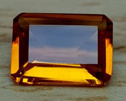 1.25Crt Madeira Citrine Natural Gemstones JI56