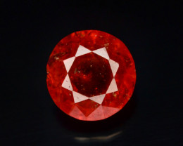 Fanta Color 1.95 ct Natural Rare Orange Garnet ~ Spessartite