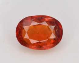 Fanta Color 2.45 ct Natural Rare Orange Garnet ~ Spessartite
