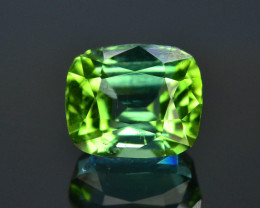 AAA Quality 2.45 Ct Lagoon Color Tourmaline ~ Afghanistan