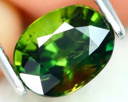 Teal Sapphire 2.00Ct Oval Cut Natural Australian Teal Sapphire B1502