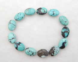 70cts Natural Turquoise Beads,Handmade Gemstone ,Turquoise parcel  H130