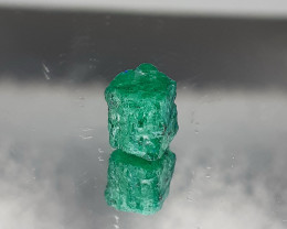 3.91cts Natrual Emerald, Swat Mine Pakistan
