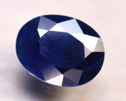 Blue Sapphire 3.45Ct Natural Blue Sapphire E1814/B39