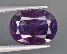 Top Rare Natural  Sapphire 5.51 Cts From Kashmir, Pakistan