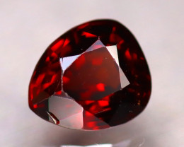 Spinel 1.73Ct Mogok Spinel Natural Burmese Red Spinel ER184/B33