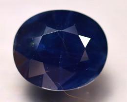Blue Sapphire 10.09Ct Natural Blue Sapphire ER187/B39