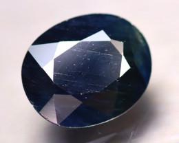 Blue Sapphire 8.05Ct Natural Blue Sapphire ER188/B39