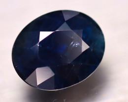 Blue Sapphire 7.87Ct Natural Blue Sapphire ER189/B39