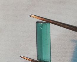 Tourmaline, 1.09ct, great colour, very clean stone !