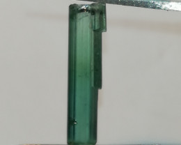 Tourmaline, 2.28ct, great in colour directly out of the earth!