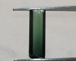 Tourmaline, 1.65ct, very clean and beautiful gem!!