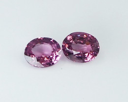 1.48ct natural pink spinel