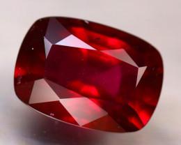 Rhodolite 6.77Ct Natural VVS Red Rhodolite Garnet ER194/A5