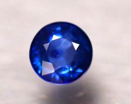 Blue Sapphire 1.47Ct Natural Blue Sapphire ER196/B5