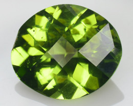 4.23 Ct Burma Peridot Excellent Color and Luster Gemstone PT2