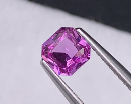 Certified AAAA+ GRADE Unheated/Untreated Top Quality Hot Pink Sapphire 0.78