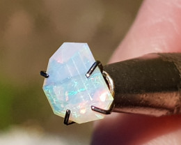 Australian opal- Cooper pedy-faceted