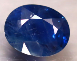 Blue Sapphire 3.69Ct Natural Blue Sapphire D1903/B39