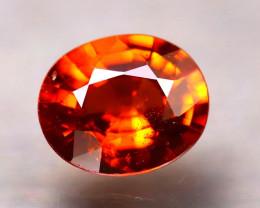 Spessartite Garnet 1.40Ct Natural Orange Spessartite Garnet D1911/B34