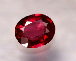 Spinel 0.70Ct Mogok Spinel Natural Burmese Red Spinel DF1916/B33