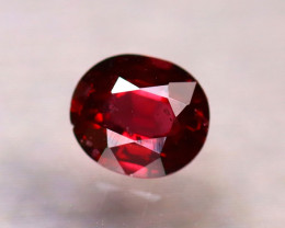 Spinel 0.75Ct Mogok Spinel Natural Burmese Red Spinel DF1917/B33