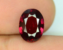 Top Quality 3.85 ct Purplish Red Garnet~MS