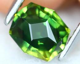 Sapphire 1.12Ct VVS Master Cut Natural Australian Parti Sapphire AT0232