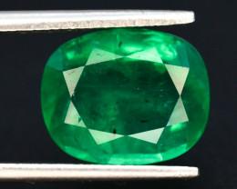 AAA Grade 4.60 ct Natural Ethiopian Emerald