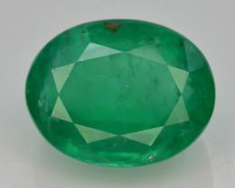 AAA Grade 5.25 ct Natural Ethiopian Emerald